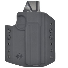 C&G Sig Sauer 1911 5 Railed OWB Covert Kydex Holster - Quickship 1