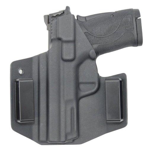 C&G Smith & Wesson M&P 380 Shield EZ OWB Covert Kydex Holster - Quickship 3