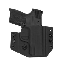 C&G Smith & Wesson M&P Shield 45 OWB Covert Kydex Holster - Quickship 2