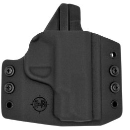 C&G Smith & Wesson M&P Shield 9-40 OWB Covert Kydex Holster - Quickship 1