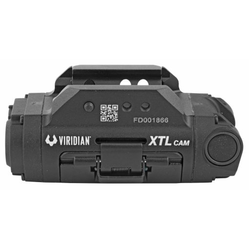 Black VIRIDIAN XTL G3 LIGHT and HD CAMERA COMBO