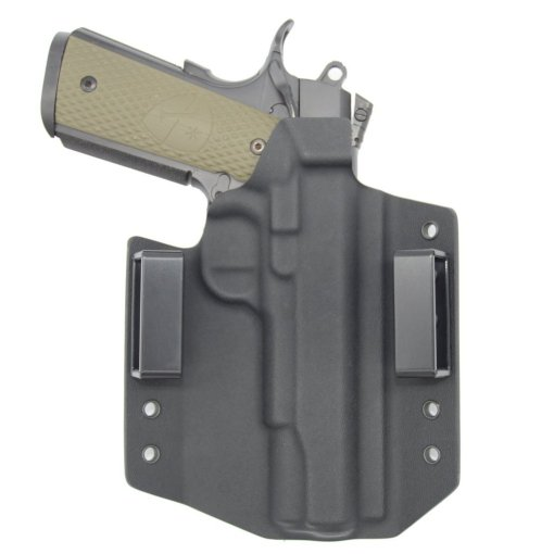 C&G Kimber 1911 5 OWB Covert Kydex Holster - Quickship 6