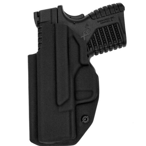 C&G Springfield Armory XDs 3.3 IWB Covert Kydex Holster - Quickship 3