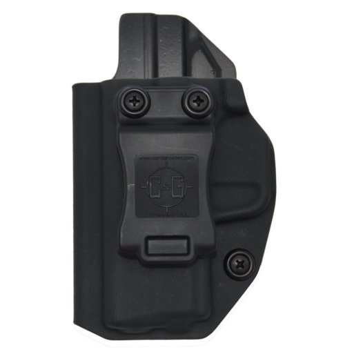 C&G Springfield Armory XDs 3.3 IWB Covert Kydex Holster - Quickship 4