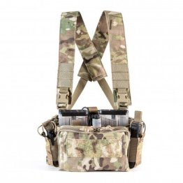 Haley D3CRM Micro Chest Rig Multicam