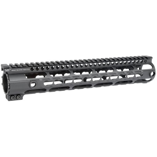 Midwest Industries 308 KeyMod Series One Piece Free Float DPMS Handguard, .150 Upper Tang