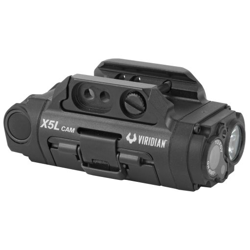 VIRIDIAN XTL G3 LIGHT Laser and HD CAMERA COMBO Black