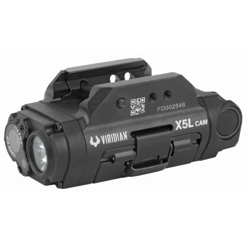 VIRIDIAN XTL G3 LIGHT Laser and HD CAMERA COMBO