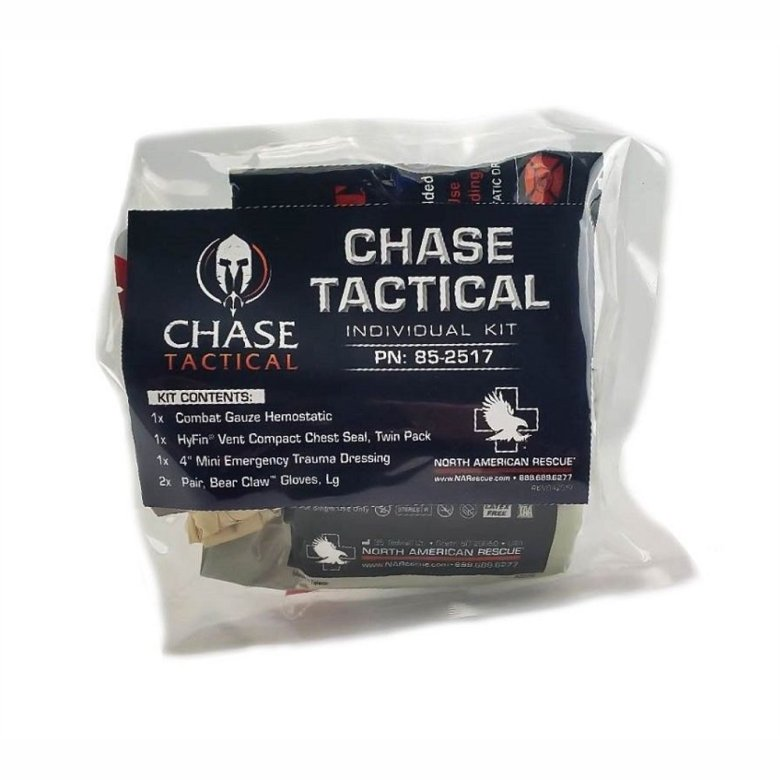 Chase Tactical EDC Medical Kit