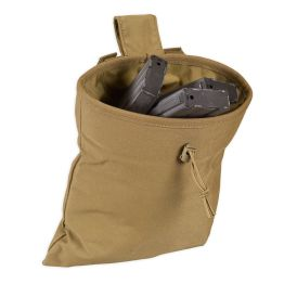 Chase Tactical Roll-Up Dump Pouch - Coyote