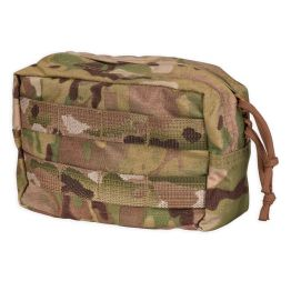 Chase Tactical Medium Horizontal General Purpose Utility Pouch - Multicam