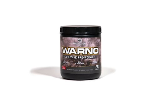 WARNO Best Pre Workout