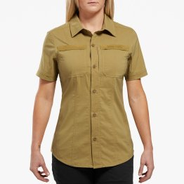 Viktos Women's Sofari SS Button-Up Shirt