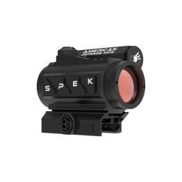 Low Mount titanium SPEK Red Dot Sight