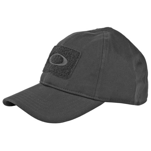 Oakley Standard Issue Stretch Fit Cap Black