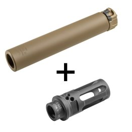 Surefire Trainer Can + SOCOM Kit