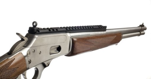 XSights XS Lever action rail
