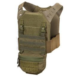 Chase Tactical SOCC M2 Plate Carrier & Joey Pouch Ranger Green