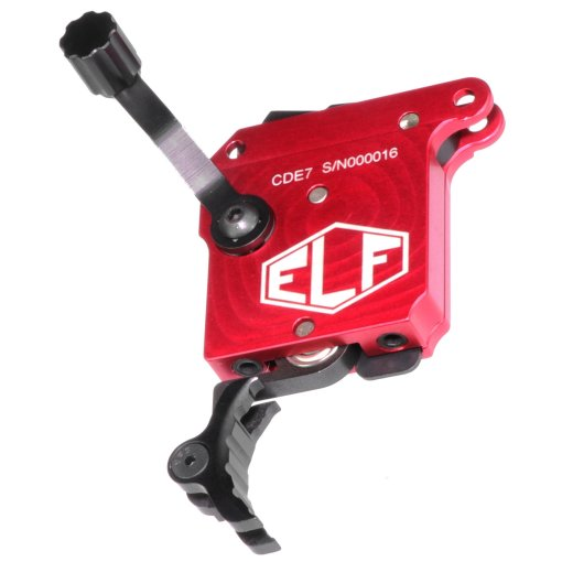 ELF 700 SE - Precision Rifle Trigger Black