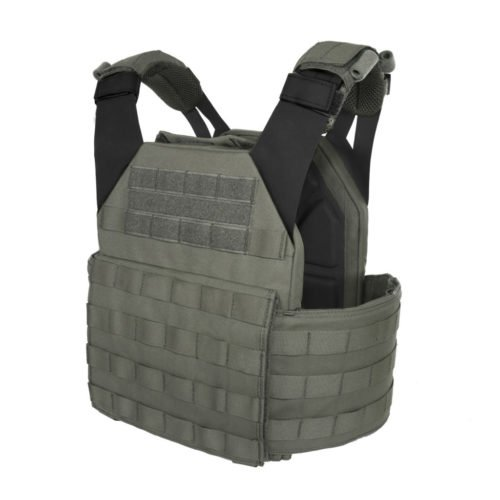 WAS LPC Plate CARRIER V1 Rear view RG