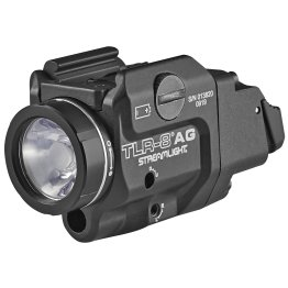 Streamlight TLR-8A G-Flex 500 Lumen Green Laser