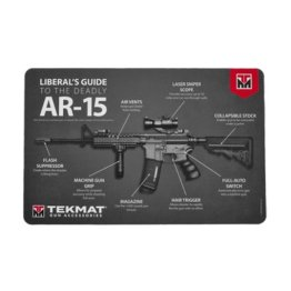 TekMat Liberal's Guide To The AR-15 Mat