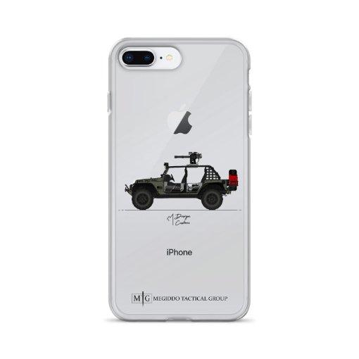 MTG DTR Jeep Iphone 8 Case