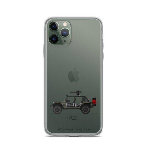 MTG DTR Jeep iPhone 11 Pro case