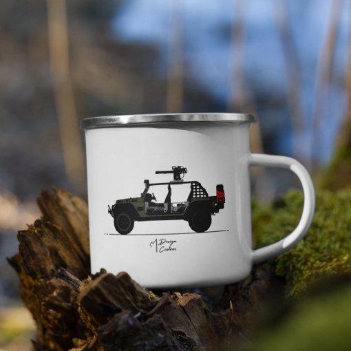 MTG Jeep Mug