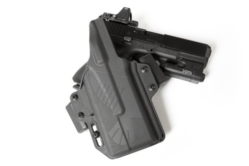 Raven Perun Glock 19X with Surefire XC1-A_B Holster Amazon