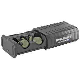 Walker's Silencer Bluetooth Rechargeable Earbuds