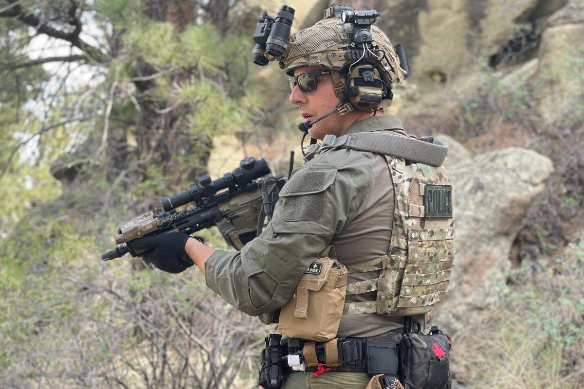 Tactical Gear Montana