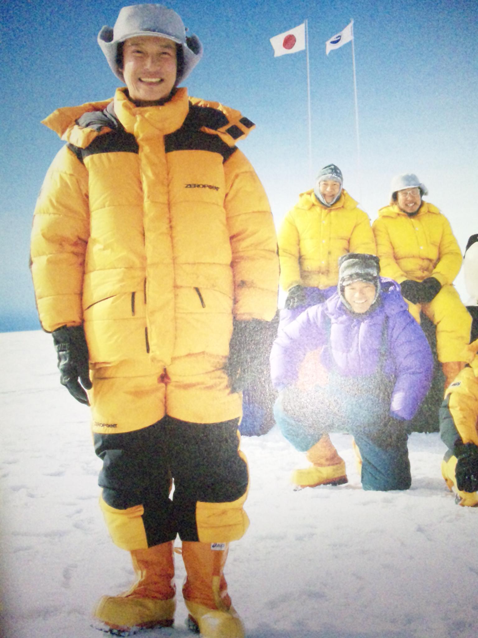 南極料理人: 1LDK