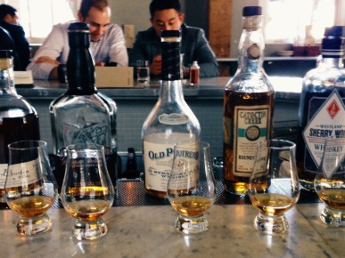 Whiskey Explorations: Hard Water