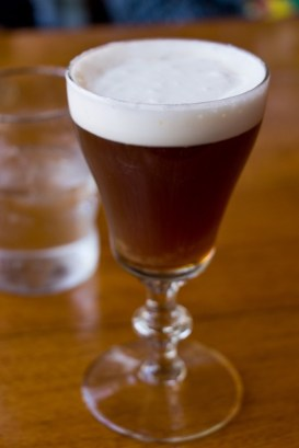 Stop 2: Buena Vista's Famous Irish Coffee