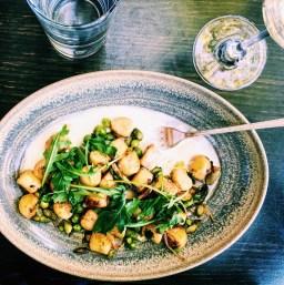 Potato Gnocchi from Corners Tavern