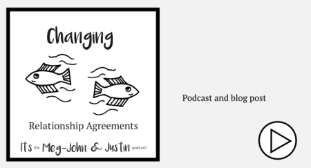 Changing relationship agreements