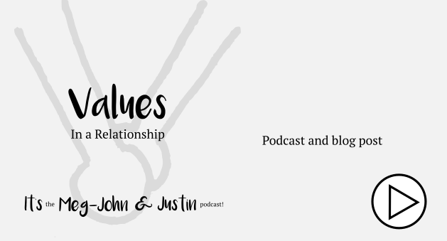 Values in a relationship - how to deal with differing and changing values