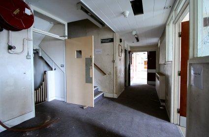 Tiverton Hospital by Adam Slater
