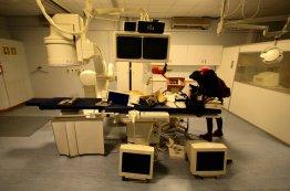 Haslar Royal Naval Hospital by Adam Slater