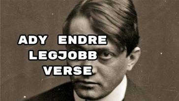 Ady Endre legjobb verse