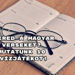 Mennyire ismered a magyar verseket? Mutatunk 10 kvízjátékot!