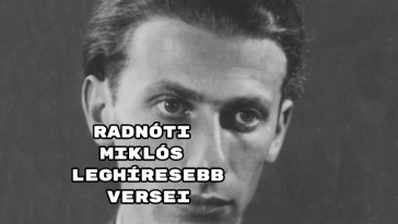 Radnóti Miklós leghíresebb versei