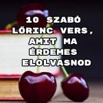 10 Szabó Lőrinc vers, amit ma érdemes elolvasnod