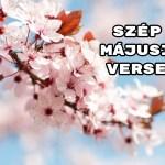 Szép májusi versek
