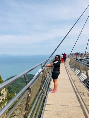 Me at bridge.