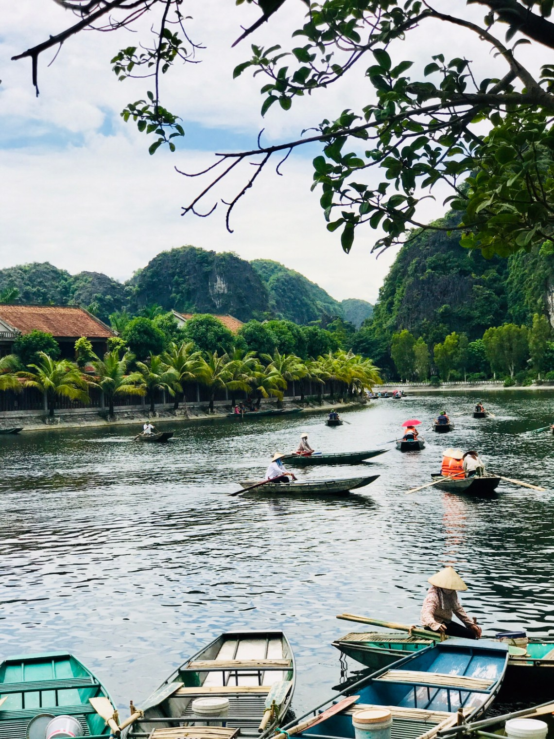 The Sampan River Ride.