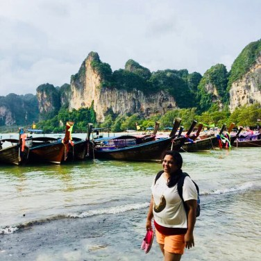 Me@Railay Beach