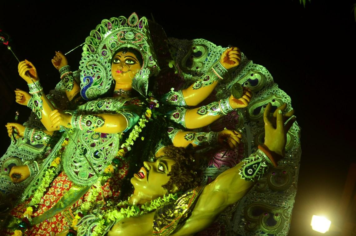 Durga Puja Immersion 18