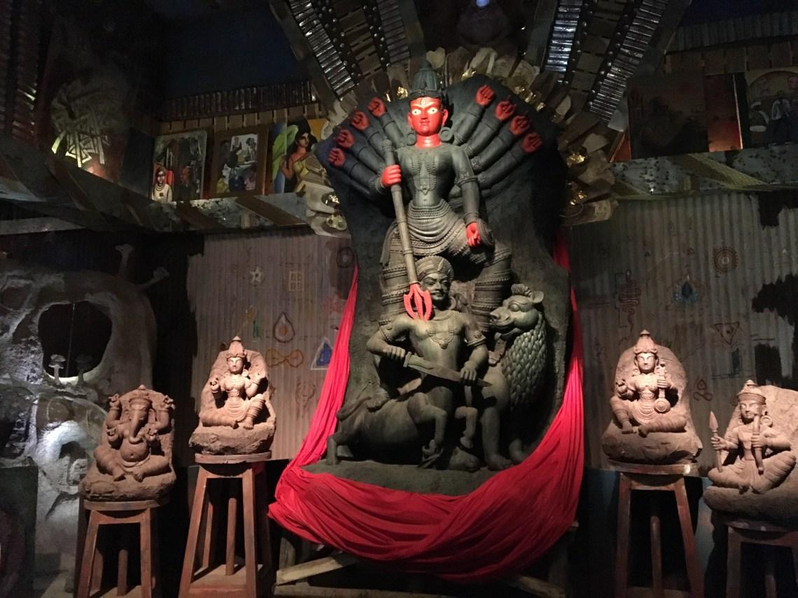 Durga pUja Idols 19